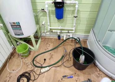 Слив теплоносителя из системы отопления