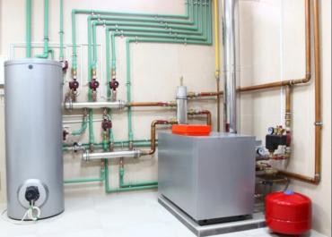 Спирт в системе отопления: огонь, вода и медные трубы